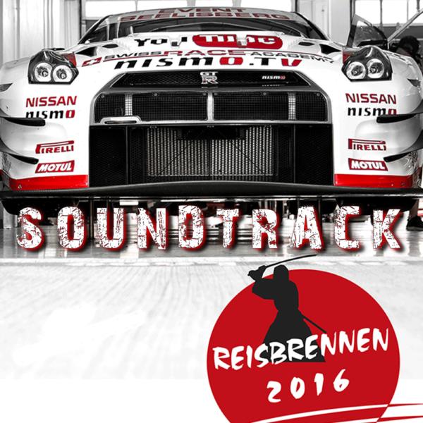reisbrennen soundtrack 2016